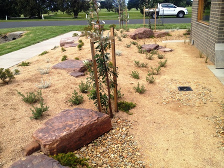 Apollo Bay landscape design